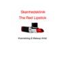 Skønhedsklinik The Red Lipstick logo