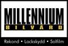 Millenium Bilvård/Delivery AB logo