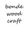 BondeWoodCraft logo