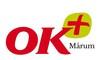 Ok Plus Mårum logo