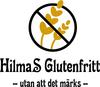 Hilmas Glutenfritt -utan att det märks- logo