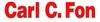 Carl C Fon AS logo