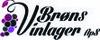 Brøns Vinlager ApS logo
