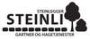 Steinlegger Steinli - Gartner og Hagetjenester logo
