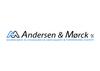 Andersen & Mørck AS avd Halden logo