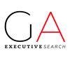 GA Executive Search - Sammen skaber vi momentum logo