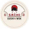 Sachi Sushi & Wok DA logo