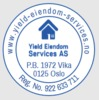 Yield Eiendom Services AS (YES) logo