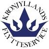 Kronjyllands Flytteservice logo