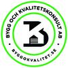Bygg och Kvalitetskonsult AB logo