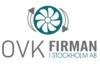 Ovk Firman I Stockholm AB logo