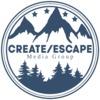 Create/Escape Media Group logo