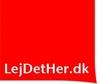 LejDetHer.dk ApS logo