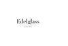 Edel Glass Rikke Edel Thunæs logo