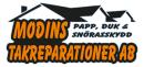Modins Takreparationer logo