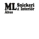 Ml Snickeri & Interiör Åhus logo