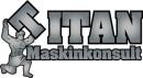 Titan Maskin - uthyrning teleskoplastare logo