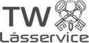 TW Låsservice AB logo