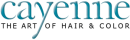 Cayenne The Art of Hair & Color logo