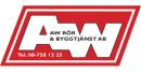 AW Rör & Byggtjänst AB logo