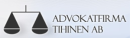 Advokatfirman Tihinen AB logo