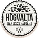 Högvalta Handelsträdgård logo