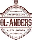 Hälsingegård Ol-Anders logo