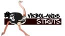 Vikbolandsstruts logo
