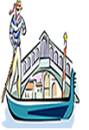 La Gondola Kumla logo