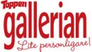 Toppengallerian logo