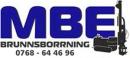 MBE brunnsborrning AB logo