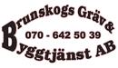 Brunskogs Gräv och Byggtjänst logo