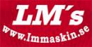 LM's Maskinuthyrning AB logo
