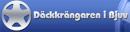 Däckkrängaren i Bjuv logo