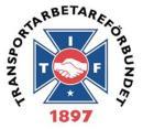 Svenska Transportarbetareförbundet Avdelning 17 Skövde Borås logo