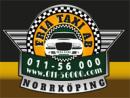 Fria Taxi I Norrköping AB logo