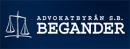 Advokatbyrån S.B. Begander AB logo