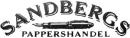 Sandbergs Pappershandel logo