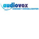 Audiovox Svenskt Hörselcenter logo