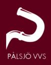 Pålsjö VVS AB logo