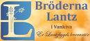 Bröderna Lantz Spannmålsaffär logo
