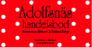 Adolfsnäs Handelsbod logo