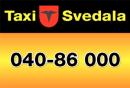 Taxi Svedala logo