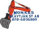Monkes Grävtjänst AB logo