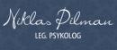 Niklas Pilman, leg. psykolog logo