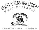 Vasaplatsens Skrädderi och Högtidskläder HB logo