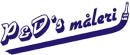 P & D:S Måleri Sängvågen AB logo