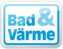 Bad & Värme Strömstad logo