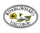 Ringblommans Hälsobod logo