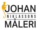 Johan Niklassons Måleri logo
